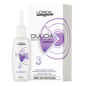 L'ORÉAL PROFESSIONNEL LOÇÃO PERMANENTE DULCIA ADVANCED Nº3