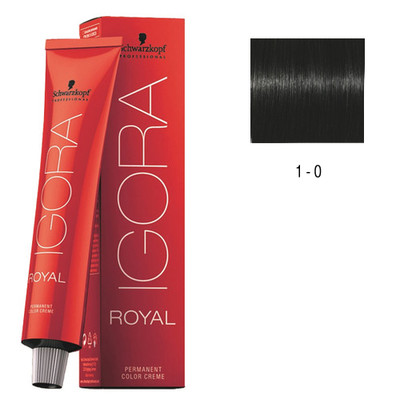 IGORA ROYAL TINTA 1-0
