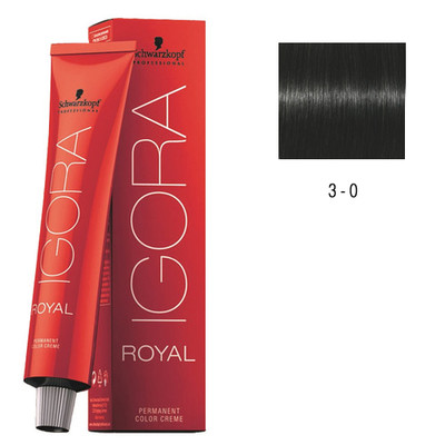 IGORA ROYAL TINTA 3-0