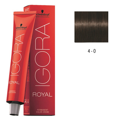 IGORA ROYAL TINTA 4-0