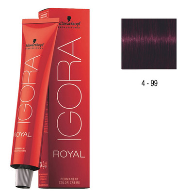 IGORA ROYAL TINTA 4-99