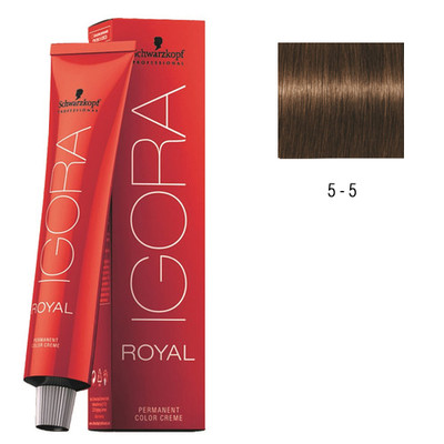IGORA ROYAL TINTA 5-5
