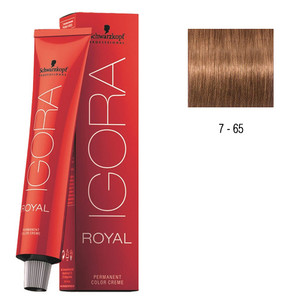 IGORA ROYAL TINTA 7-65