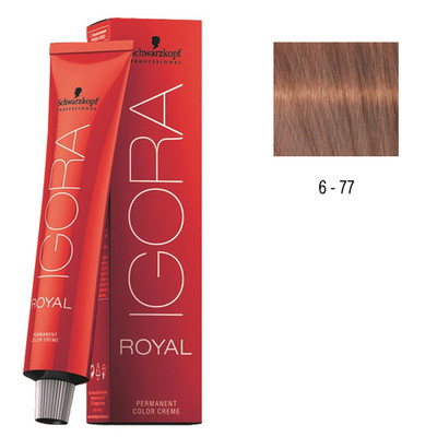 IGORA ROYAL TINTA 6-77