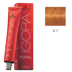 IGORA ROYAL TINTA 9-7