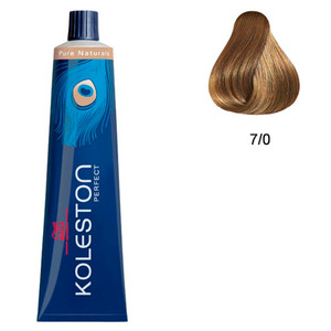 WELLA COLORAÇÃO KOLESTON PERFECT 7/0