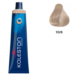 WELLA COLORAÇÃO KOLESTON PERFECT 10/8