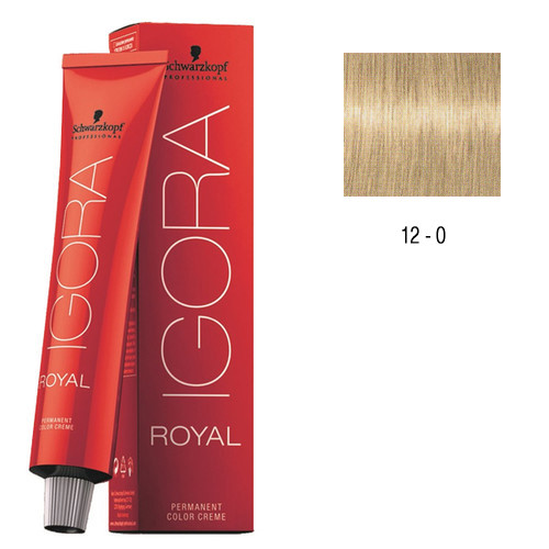 IGORA ROYAL TINTA