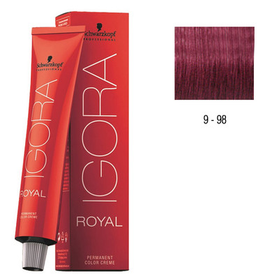 IGORA ROYAL TINTA 9-98