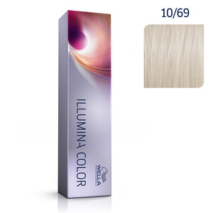 WELLA COLORAÇÃO ILLUMINA COLOR - 10/69