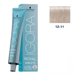 SCHWARZKOPF PROFESSIONAL COLORAÇÃO IGORA ROYAL HIGHLIFTS 12-11