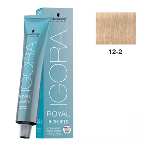 SCHWARZKOPF PROFESSIONAL COLORAÇÃO IGORA ROYAL HIGHLIFTS 12-2