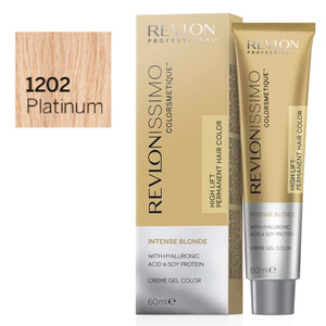 REVLON COLORAÇÃO COLORSMETIQUE INTENSE BLONDE 1202