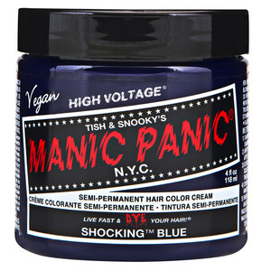 MANIC PANIC COLORAÇÃO SEMI PERMANENTE - SHOCKING BLUE