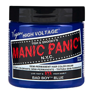 MANIC PANIC COLORAÇÃO SEMI PERMANENTE - BAD BOY BLUE