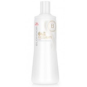 WELLA BLONDOR FREELIGHTS OXIDANTE 20VOL (6%)