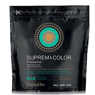 FARMAVITA PÓ DESCOLORANTE SUPREMA BLUE