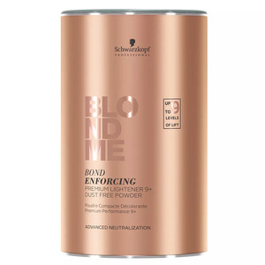 SCHWARZKOPF BLOND ME DESCOLORANTE BOND ENFORCING PREMIUM LIGHTENER 9+