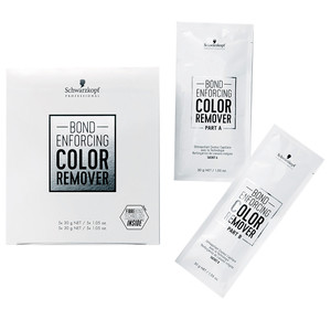 SCHWARZKOPF PROFESSIONAL BOND ENFORCING COLOR REMOVER