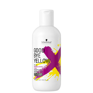 SCHWARZKOPF PROFESSIONAL CHAMPÔ NEUTRALIZANTE GOOD BYE YELLOW