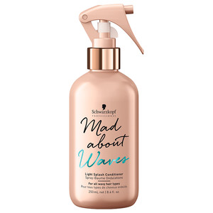 SCHWARZKOPF PROFESSIONAL MAD ABOUT WAVES SPRAY CONDICIONADOR LIGEIRO