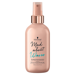 SCHWARZKOPF PROFESSIONAL MAD ABOUT WAVES SPRAY SALINO