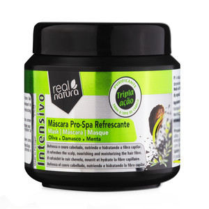 REAL NATURA PRO-SPA MÁSCARA REFRESCANTE
