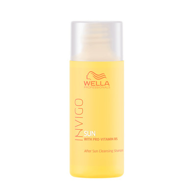 WELLA INVIGO SUN CHAMPÔ - TRAVEL SIZE