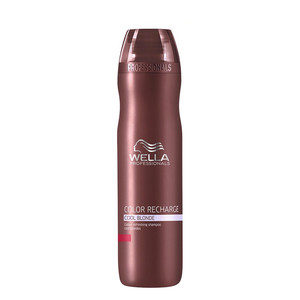 WELLA CHAMPÔ COLOR RECHARGE COOL BLONDE