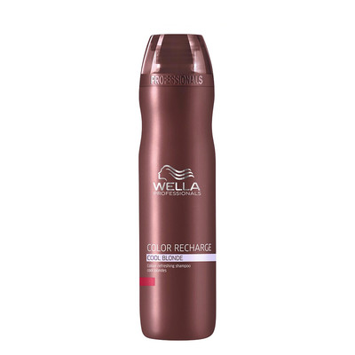 WELLA SHAMPOO COLOR RECHARGE COOL BLONDE