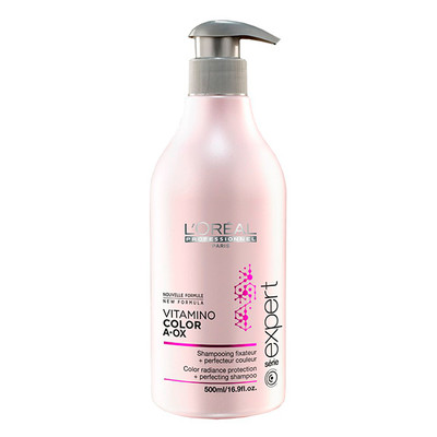 SE VITAMINO COLOR A-OX SHAMPOO