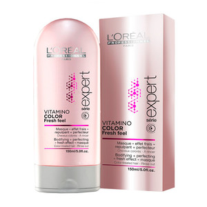 L'ORÉAL PROFESSIONNEL SERIE EXPERT MÁSCARA FRESH FEEL VITAMINO COLOR A-OX