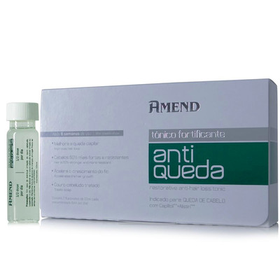 AMEND TÓNICO FORTIFICANTE ANTI QUEDA - KIT