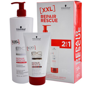 SCHWARZKOPF BC BONACURE REPAIR RESCUE PACK