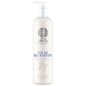 NATURA SIBERICA GEL DE BANHO COPENHAGEN BEAUTY POLAR BLUEBERRY