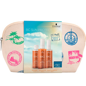 SCHWARZKOPF BONACURE SUN TRAVEL KIT