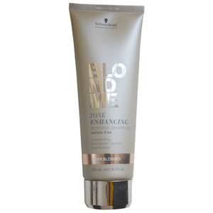 SCHWARZKOPF PROFESSIONAL BLOND ME BONDING CHAMPÔ - WARM BLONDES
