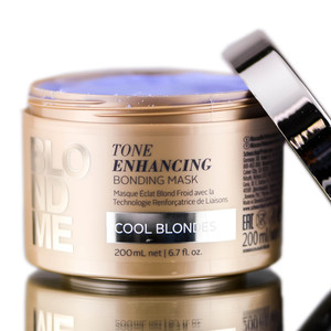 SCHWARZKOPF PROFESSIONAL BLOND ME BONDING MÁSCARA – COOL BLONDES
