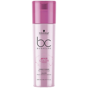 SCHWARZKOPF PROFESSIONAL BC pH4.5 COLOR FREEZE CONDICIONADOR