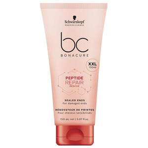 SCHWARZKOPF PROFESSIONAL BC PEPTIDE REPAIR RESCUE SEALED ENDS
