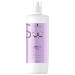 SCHWARZKOPF PROFESSIONAL BC KERATIN SMOOTH PERFECT CHAMPÔ MICELAR