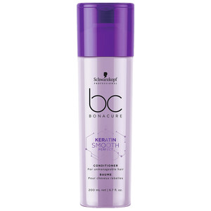 SCHWARZKOPF PROFESSIONAL BC KERATIN SMOOTH PERFECT CONDICIONADOR