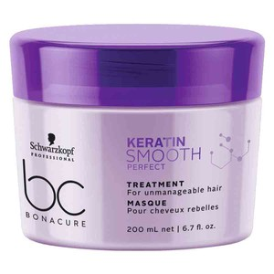 SCHWARZKOPF PROFESSIONAL BC KERATIN SMOOTH PERFECT MÁSCARA