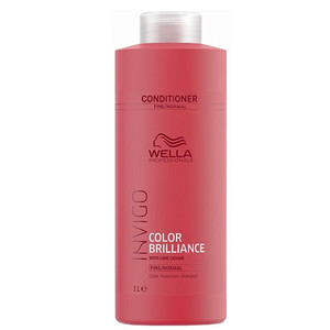 WELLA INVIGO BRILLIANCE CONDICIONADOR COR INTENSA - CABELO FINO/NORMAL