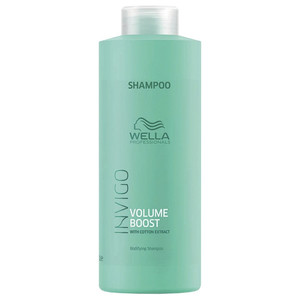 WELLA INVIGO VOLUME BOOST CHAMPÔ VOLUMIZADOR