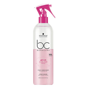 SCHWARZKOPF PROFESSIONAL BC pH4.5 COLOR FREEZE SPRAY CONDICIONADOR