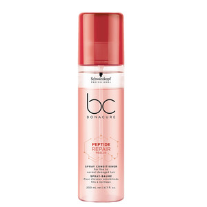 SCHWARZKOPF PROFESSIONAL BC PEPTIDE REPAIR RESCUE SPRAY CONDICIONADOR