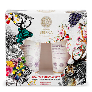 NATURA SIBERICA KIT BEAUTY ESSENTIALS