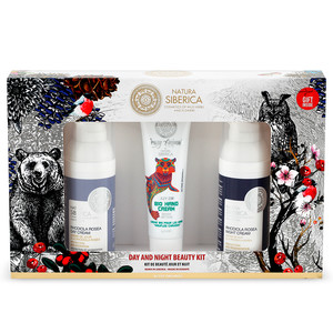 NATURA SIBERICA KIT BEAUTY