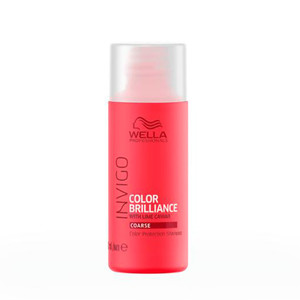 WELLA INVIGO BRILLIANCE CHAMPÔ CABELO GROSSO TRAVEL SIZE
